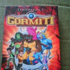 Cine: GORMITI, DVD, TEMPORADA 1, COMPLETA. Lote 83361303