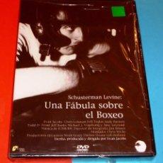 Cine: SCHUSTERMAN LEVINE UNA FABULA SOBRE EL BOXEO - PRECINTADA. Lote 83434704