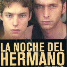 Cine: LA NOCHE DEL HERMANO*** JAN CORNET, PABLO RIVERO, LUIS TOSAR, MARIA VAZQUEZ ** CINE ESPAÑOL. Lote 44655615