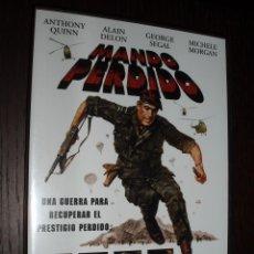 Cine: CINE BELICO DVD PELICULA MANDO PERDIDO. Lote 83505600