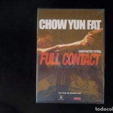 Cine: FULL CONTACT - DVD NUEVO PRECINTADO. Lote 261868960