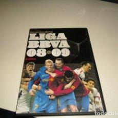 Cine: DVD LIGA BBVA 08 09 CARATULA ROTA . Lote 83760976