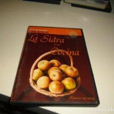 Cine: DVD LA SIDRA Y SU COCINA . Lote 83761584