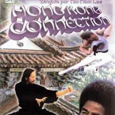 Cine: DVD HONG KONG CONNECTION JIM KELLY & BOLO LEUNG . Lote 83811616