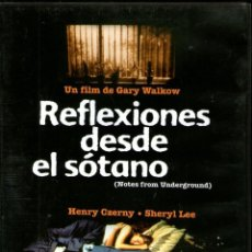 Cine: REFLEXIONES DESDE EL SÓTANO DVD. Lote 82749335