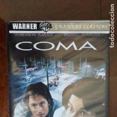 Cine: DVD COMA (1978) - MICHAEL CRICHTON - MICHAEL DOUGLAS - GENEVIÈVE BUJOLD. Lote 83817284