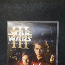 Cine: DVD STAR WARS LA VENGANZA DE LOS SITH. Lote 145036418