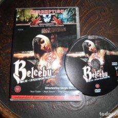 Cine: BELCEBU ( SERGIO BLASCO). Lote 83838692