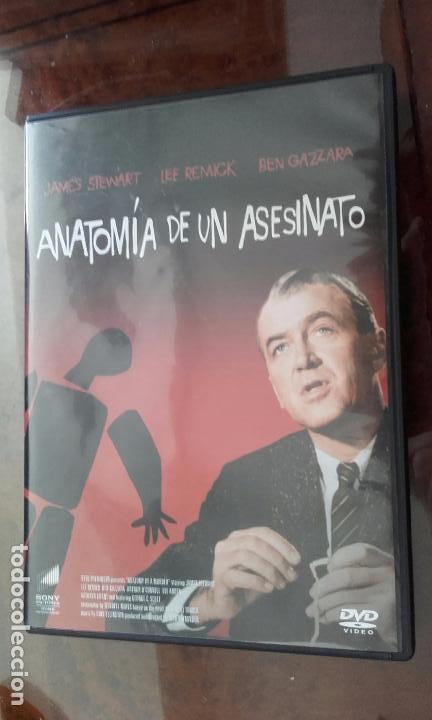 dvd anatomía de un asesinato (1959) - otto prem - Comprar Películas ...
