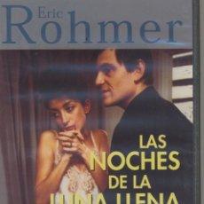 Cine: LAS NOCHES DE LA LUNA LLENA DVD (E. ROHMER)ESA MUJER QUISO CONOCER A MAS HOMBRES ANTES DE DECIDIRSE. Lote 188655976