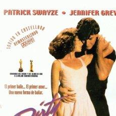 Cine: DVD DIRTY DANCING PATRICK SWAYZE . Lote 84058824