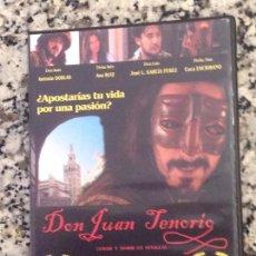 Cine: VÍCTOR BARRERA. DON JUAN TENORIO (AMAR Y MORIR EN SEVILLA). Lote 84185800