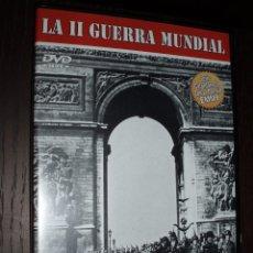 Cine: DVD LA II GUERRA MUNDIAL CAE FRANCIA,SOLOS. Lote 84265252