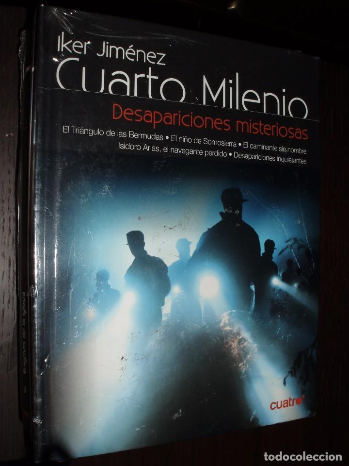 dvd y libro cuarto milenio desapariciones miste - Comprar Películas ...