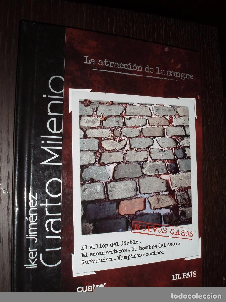 dvd y libro cuarto milenio la atraccion de la s - Comprar Películas ...