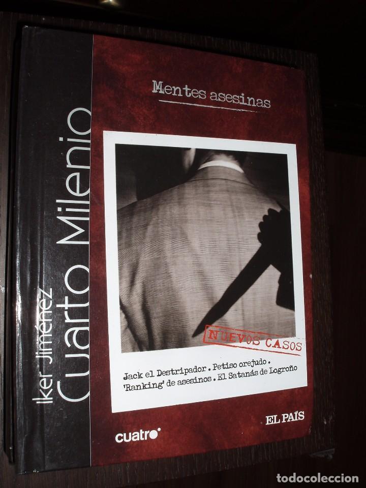 dvd y libro cuarto milenio mentes asesinas .ike - Comprar Películas ...