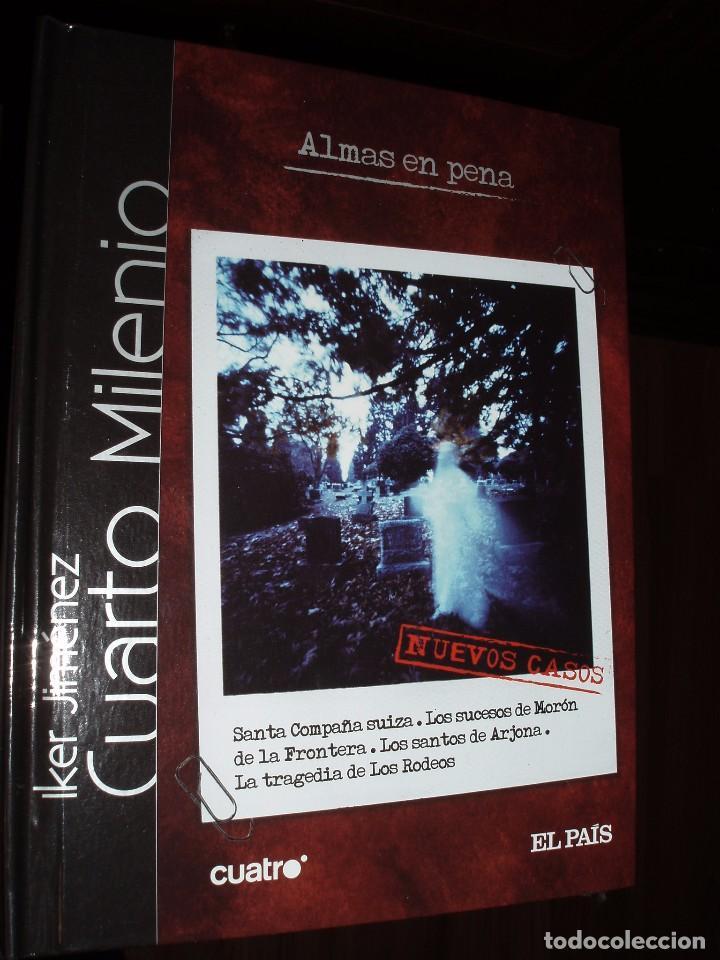 dvd y libro cuarto milenio almas en pena.iker j - Comprar Películas ...