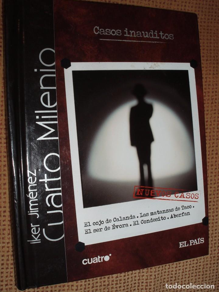 dvd y libro cuarto milenio casos inauditos iker - Comprar Películas ...