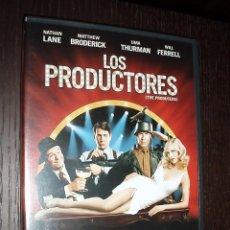 Cine: CINE DVD PELICULA LOS PRODUCTORES. Lote 84439960