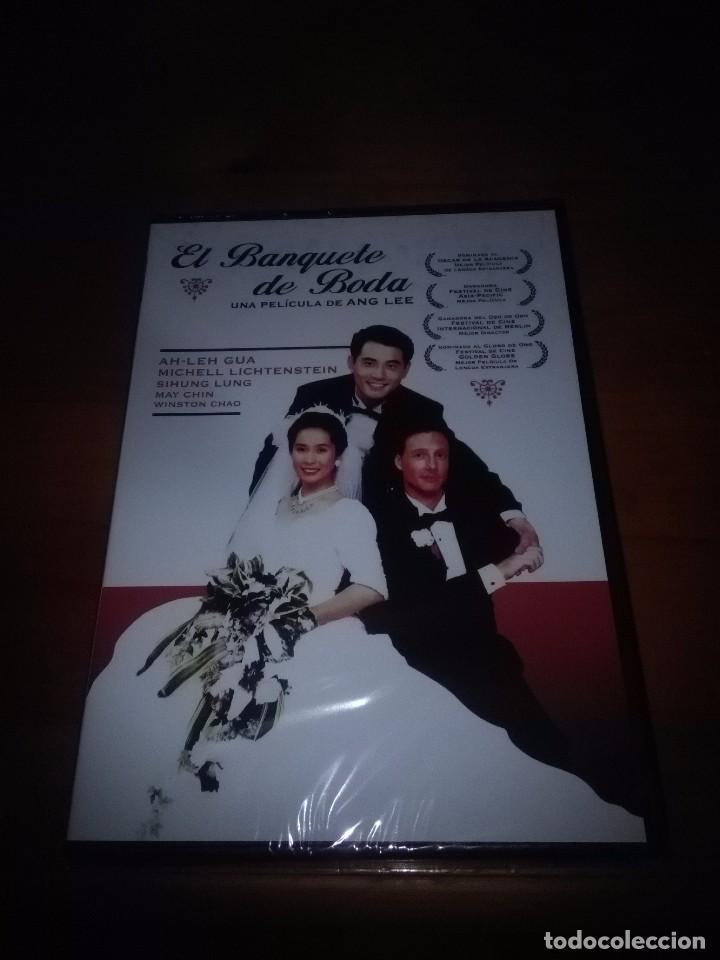 EL BANQUETE DE BODA. NUEVA PRECINTADA. B15DVD (Cine - Películas - DVD)