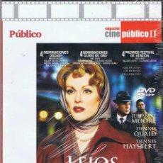 Cine: DVD LEJOS DEL CIELO. Lote 84781960