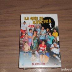 Cine: LA QUE SE AVECINA TEMPORADA 5 COMPLETA 5 DVD 1.014 MIN. NUEVA PRECINTADA. Lote 148211960