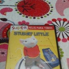 Cine: DVD. STUART LITTLE. . Lote 84951532