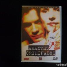 Cine: AMANTES CRIMINALES. Lote 85044884