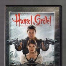 Cine: HANSEL Y GRETEL: CAZADORES DE BRUJAS. Lote 85112300