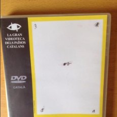 Cine: JOAN BROSSA. PRESTIDIGITADOR DE LA PARAULA - DVD -. Lote 85134040