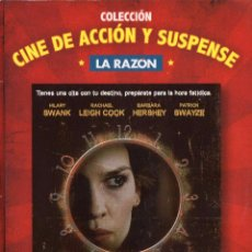 Cine: 11:14 DESTINO FATAL - DVD - HILARY SWANK, PATRICK SWAYZ -REFHAULDEPUEMGRPAHO. Lote 85175256