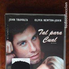 Cine: DVD TAL PARA CUAL (1983) - OLIVIA NEWTON-JOHN - JOHN TRAVOLTA. Lote 85227104