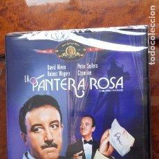 Cine: DVD LA PANTERA ROSA (1963) - BLAKE EDWARDS - PETER SELLERS - ROBERT WAGNER - DAVID NIVEN. Lote 85458828