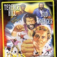 Cine: DVD ¡¡MAS FUERTE MUCHACHOS!! TERENCE HILL & BUD SPENCER (PRECINTADO). Lote 85621156