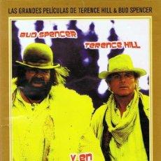 Cine: DVD Y EN NOCHEBUENA SE ARMÓ EL BELÉN BUD SPENCER & TERENCE HILL . Lote 85624844