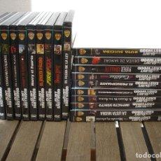 Cine: COLECCIÓN 20 DVD ORIGINALES CLINT EASTWOOD PARA LA WARNER. VER TÍTULOS EN DESCRIPCIÓN. Lote 85891744