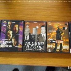 Cine: 5 PELÍCULAS EN DVD DESCATALOGADAS - ENVÍO GRATIS. Lote 86105928
