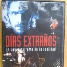 Cine: DIAS EXTRAÑOS ** STRANGE DAYS ** DE KATHRYN BIGELOW CON RALPH FIENNES **DE CULTO * EDICIÓN ESPAÑA. Lote 60560687