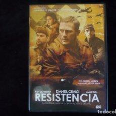 Cine: RESISTENCIA, DANIEL CRAIG - DVD COMO NUEVO. Lote 86157012
