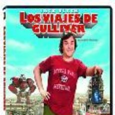 Cine: LOS VIAJES DE GULLIVER ( PACK DVD + BLU RAY ) DVD. Lote 86193278