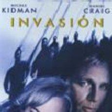 Cine: INVASION DVD. Lote 86193462