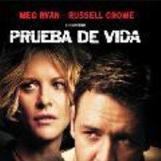 Cine: PRUEBA DE VIDA DVD. Lote 86193586