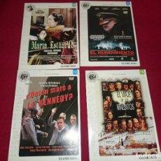 Cine: LOTE 4 DVDS - GRANDES ACONTECIMIENTOS DEL SIGLO XX. Lote 86278752