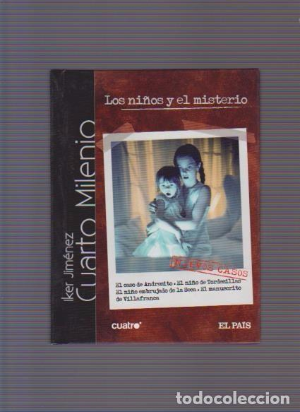 iker jimenez - cuarto milenio - dvd - los niños - Comprar Películas ...
