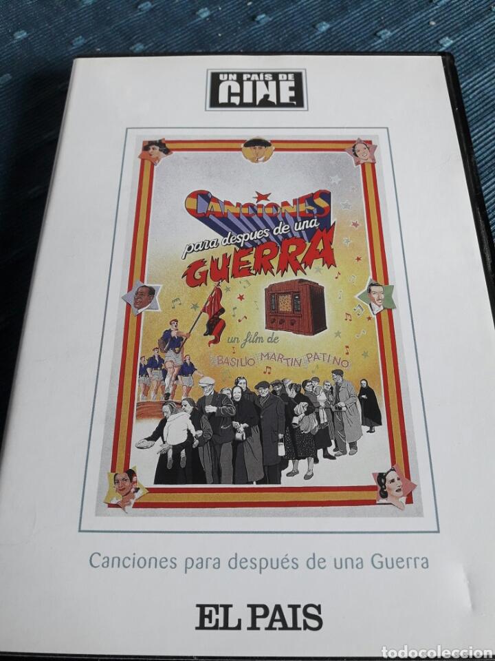 CANCIONES PARA DESPUES DE UNA GUERRA. DVD (Cine - Películas - DVD)
