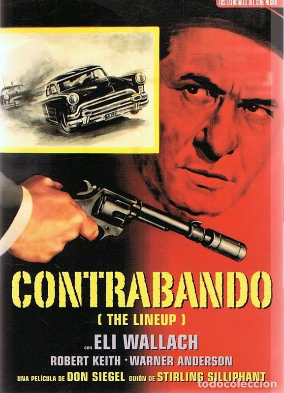 DVD CONTRABANDO ELI WALLACH (Cine - Películas - DVD)
