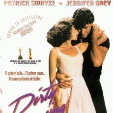 Cine: DVD DIRTY DANCING PATRICK SWAYZE . Lote 86377376