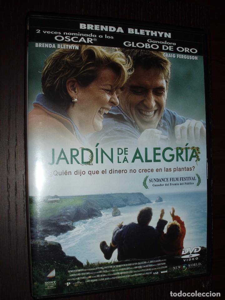 Cine Dvd Pelicula El Jardin De La Alegria Comprar Peliculas En Dvd
