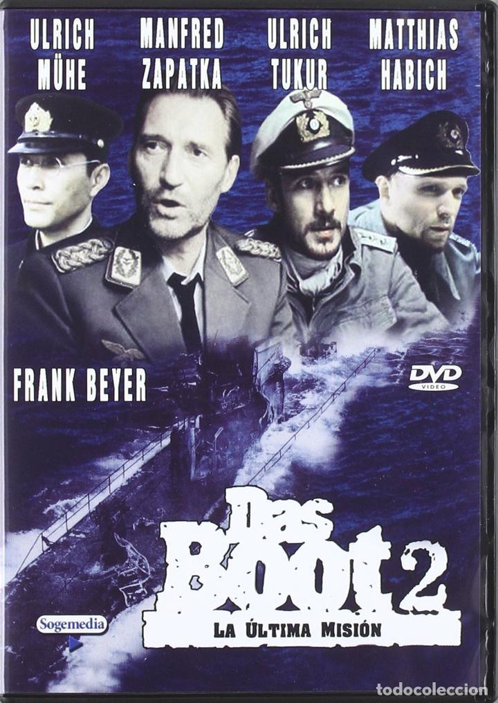 DAS BOOT 2 (LA ULTIMA MISIÓN) DVD (Cine - Películas - DVD)