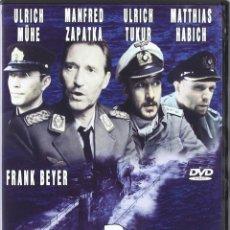 Cine: DAS BOOT 2 (LA ULTIMA MISIÓN) DVD. Lote 86551580